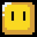 Block, Retro Icon