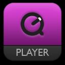 Purple, Quickt Icon