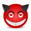 Devil, Love Icon