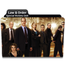 &Amp, Law, Order, Special, Unit, Victims Icon
