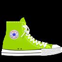 Converse, Lime Icon