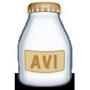 Avi, Fyle, Type Icon