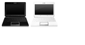 Asus Eee PC Icons