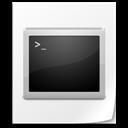 Command, File Icon