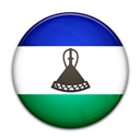 Flag, Lesotho, Of Icon