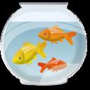 Bowl, Fish Icon