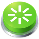 Button, Reboot Icon