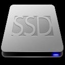 Drives, Icon, Remake, Slick, Ssd Icon