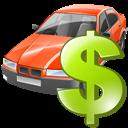 a, Car, Rent Icon