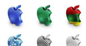 Mac 3D Icons