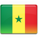 Flag, Senegal Icon