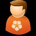 Icontexto, Magnolia, User, Web Icon