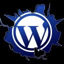 Icontexto, Inside, Wordpress Icon