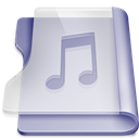 Music, Purple Icon