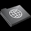 Grey, Network Icon