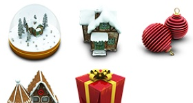 Christmas Archigraphs Icons