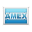 Amex, Card, Credit Icon