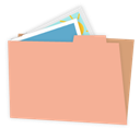 Alt, Carton, Folder, Pictures Icon