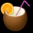 Cocktail, Colada, Pina Icon