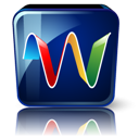 Detail, Google, High, Wave Icon