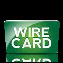 Card, Wire Icon