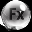 Adobe, Flex, Glass Icon