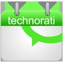 Calendar, Technorati Icon