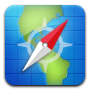 Compass, Internet Icon