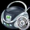 Boombox, Config Icon