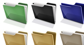 Triganno Folder Icons