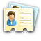 Contact, Mobile Icon