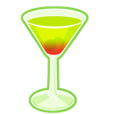 Cocktail, Japanese, Slipper Icon