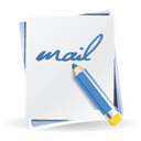 Mail, Text Icon