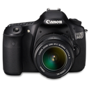 Canon, d, Front, Up Icon