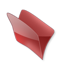 Dossier, Rouge Icon