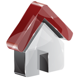 3d, Home Icon - Download Free Icons