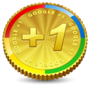 Coin, Google, One, Plus Icon