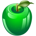 Apple, Green Icon