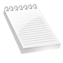 Bloc, Notes Icon