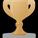 Bronze, Trophy Icon