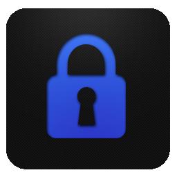 Blueberry, Lock Icon