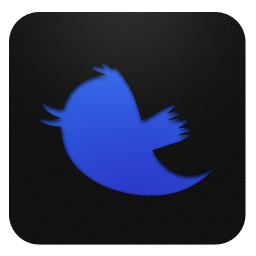 Blueberry, Twitter Icon