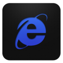 Blueberry, Internetexplorer Icon