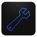 Blueberry, Settings Icon