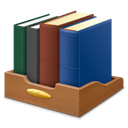 Book, Library Icon