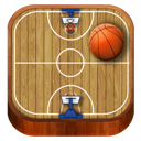 Basketball, Wooden Icon