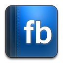 Facebook, Rounded Icon