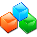 Block, Blocks, Boxes, Modules Icon