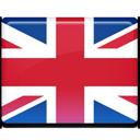 Britain, English, Flag, Great, Jack, Kingdom, Uk, Union, United Icon