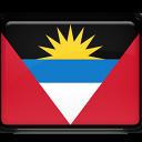 And, Antigua, Barbuda Icon